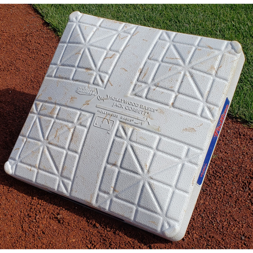 Photo of Game-Used Base - Bryce Harper 1st Phillies Home Run