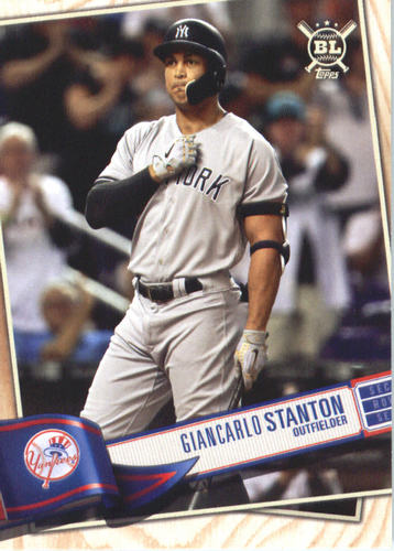 Photo of 2019 Topps Big League #236 Giancarlo Stanton