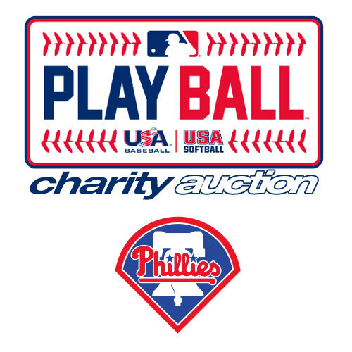Play Ball Charity Auction: Philadelphia Phillies - Private Dining and Unforgettable Color Commentary