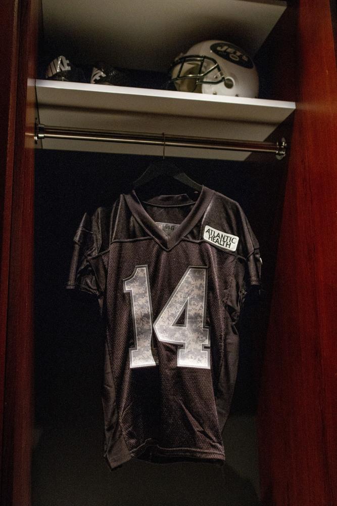 the latest 53917 cb0e8 NFL Auction | New York Jets #14 Sam Darnold -Autographed ...