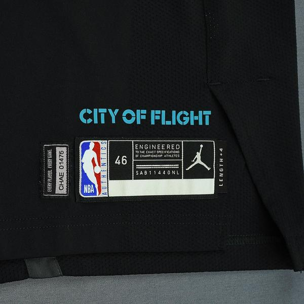 df38b8c969f Tony Parker - Charlotte Hornets - Game-Worn City Edition Jersey ...