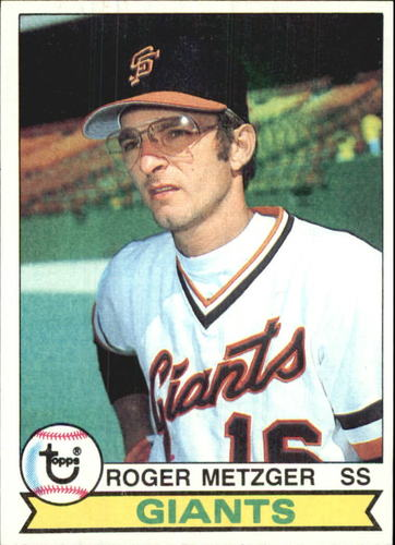 Photo of 1979 Topps #167 Roger Metzger DP
