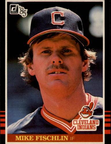 Photo of 1985 Donruss #495 Mike Fischlin