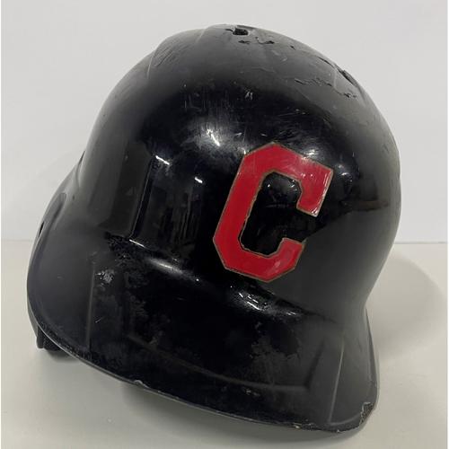 Photo of Team Issued Batting Helmet - Jose Ramirez #11