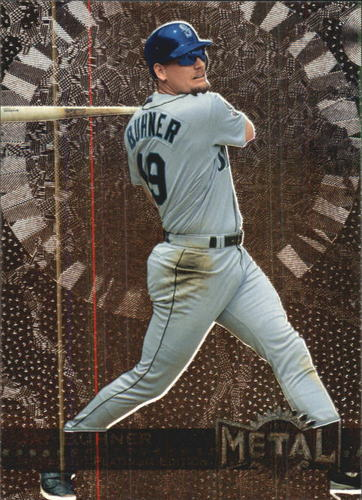 Photo of 1996 Metal Universe Platinum #104 Jay Buhner