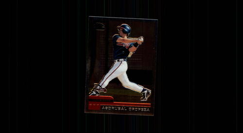 Photo of 2000 Topps Chrome Traded #T41 Asdrubal Oropeza RC