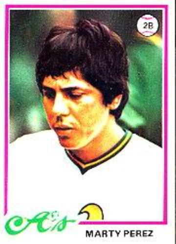 Photo of 1978 Topps #613 Marty Perez