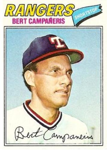 Photo of 1977 Topps #373 Bert Campaneris