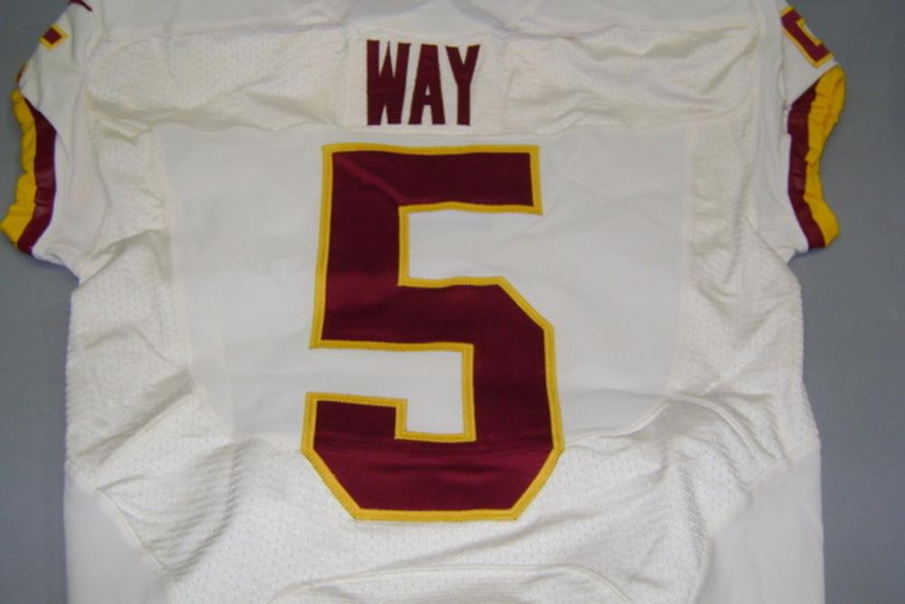 tress way jersey