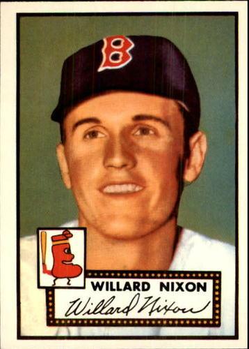Photo of 1983 Topps 1952 Reprint #269 Willard Nixon