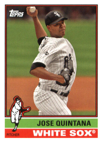 Photo of 2015 Topps Archives #141 Jose Quintana