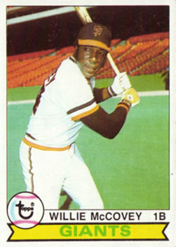 Photo of 1979 Topps #215 Willie McCovey