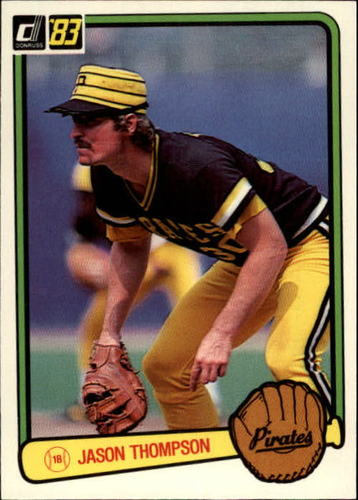 Photo of 1983 Donruss #95 Jason Thompson