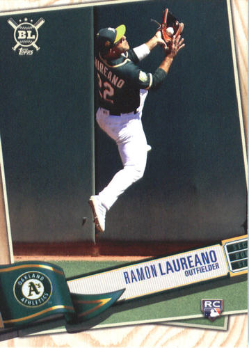 Photo of 2019 Topps Big League #238 Ramon Laureano RC