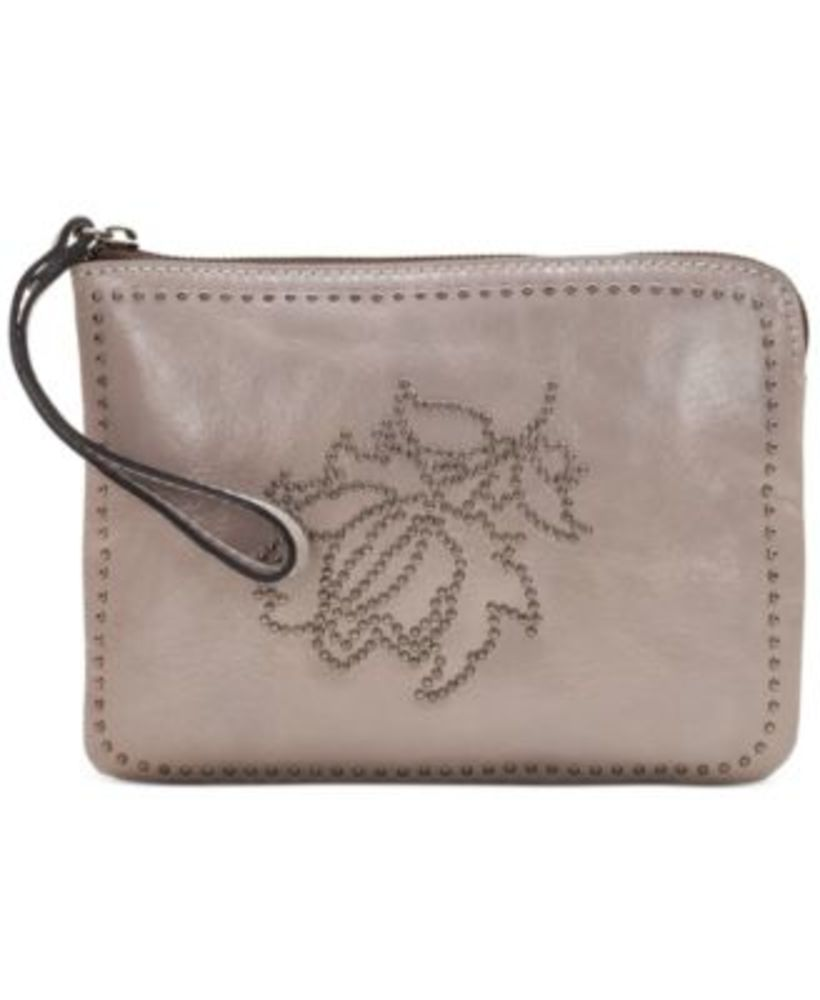 Photo of Patricia Nash Studded Distressed Cassini Wallet