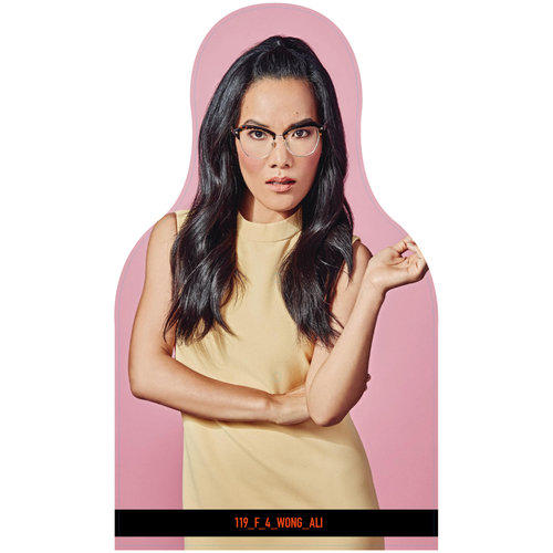 Photo of Giants Community Fund: Giants Ali Wong Cutout