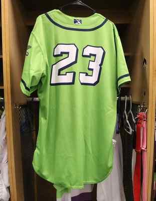 Stockton Ports Luis Florentino Asparagus jersey, #23, Size 48