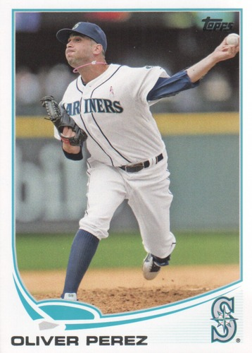 Photo of 2013 Topps Update #US181 Oliver Perez