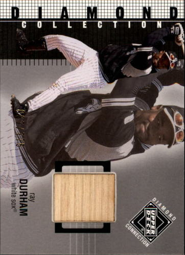 Photo of 2002 Upper Deck Diamond Connection #389 Ray Durham DC Bat