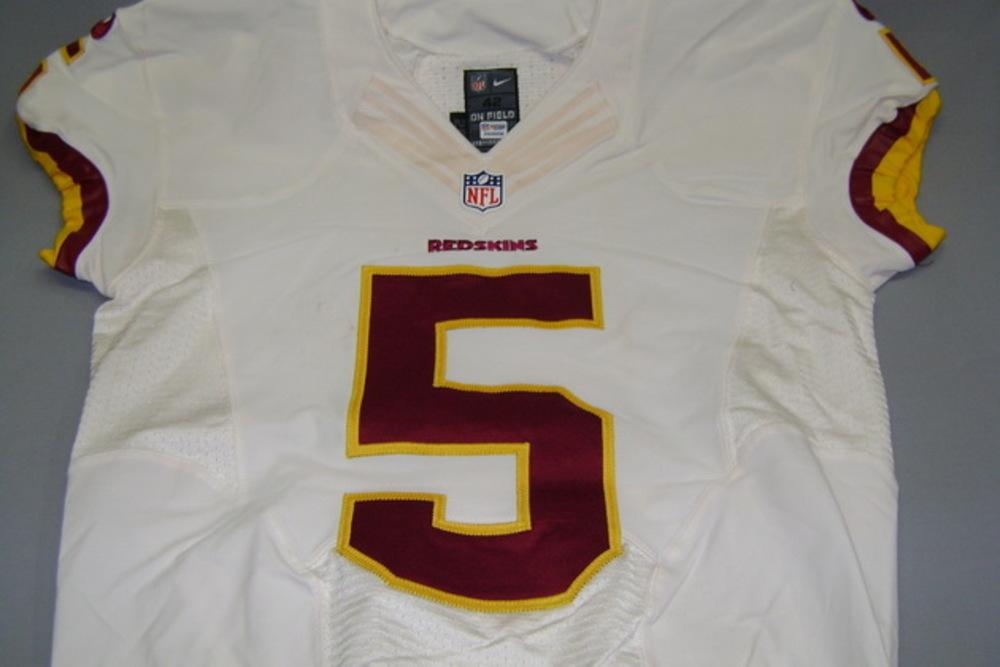NFL Auction | NFL INTERNATIONAL SERIES - REDSKINS TRESS WAY GAME ...