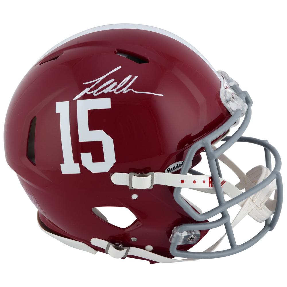 Landon Collins Alabama Crimson Tide Autographed Riddell Pro-Line Helmet