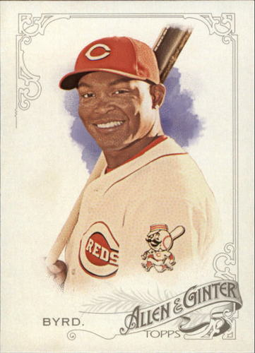 Photo of 2015 Topps Allen and Ginter #137 Marlon Byrd