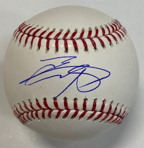 Photo of Shohei Ohtani Autographed Baseball