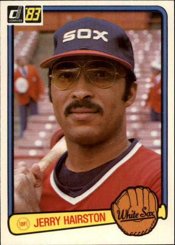Photo of 1983 Donruss #616 Jerry Hairston