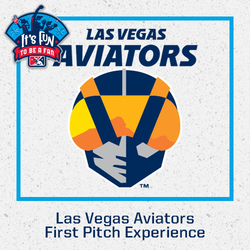 Photo of Las Vegas Aviators First Pitch Experience