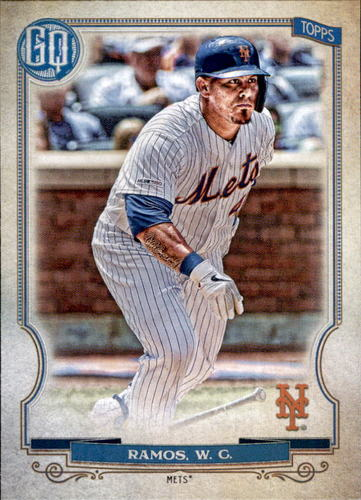 Photo of 2020 Topps Gypsy Queen #88 Wilson Ramos