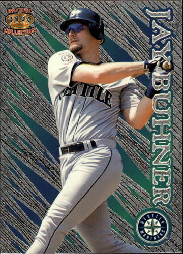 Photo of 1996 Pacific Prisms #P129 Jay Buhner