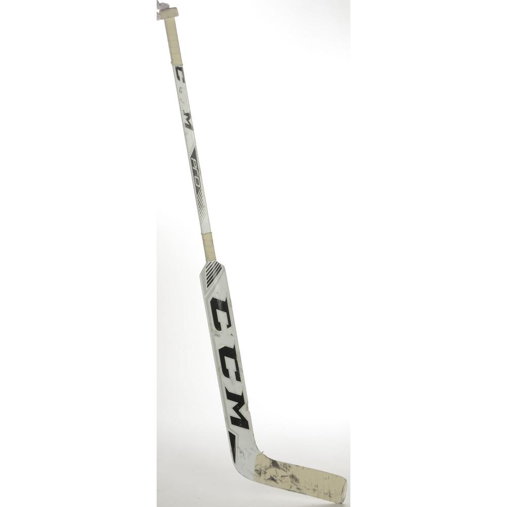 John Gibson Anaheim Ducks Team North America 2016 World Cup of Hockey Tournament-Used Hockey Stick