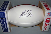 NFL - JAGUARS RASHAD GREENE SIGNED PANEL BALL