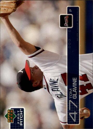 Photo of 2003 Upper Deck First Pitch #144 Tom Glavine