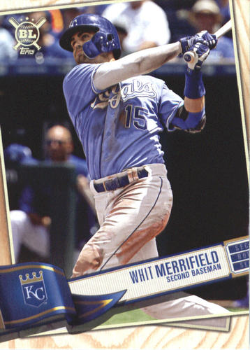 Photo of 2019 Topps Big League #242 Whit Merrifield
