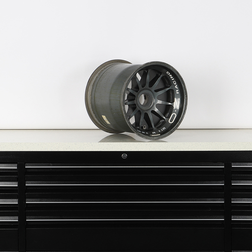 Photo of Renault F1 Team 2009 Front Wheel Rim Table