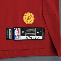Victor Oladipo - Indiana Pacers - Game-Worn Classic Edition 1954-55 Hickory Home Jersey - 1986 Hoosiers Movie - 2018-19 Season