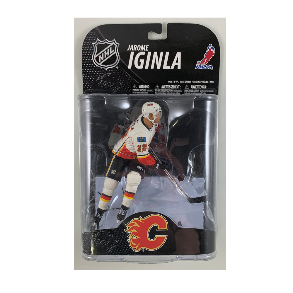 JAROME IGINLA Calgary Flames NHL Series 20 McFarlane