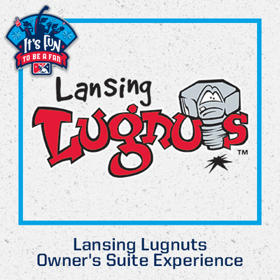 2021 Lansing Lugnuts Owner's Suite Experience