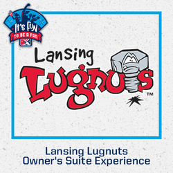 Photo of 2021 Lansing Lugnuts Owner's Suite Experience