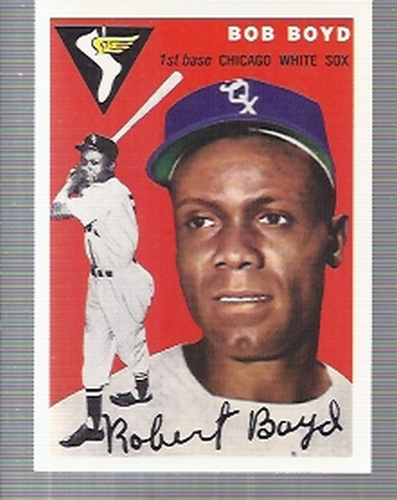 Photo of 1994 Topps Archives '54 #113 Bob Boyd