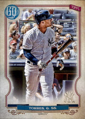 Photo of 2020 Topps Gypsy Queen #100 Gleyber Torres