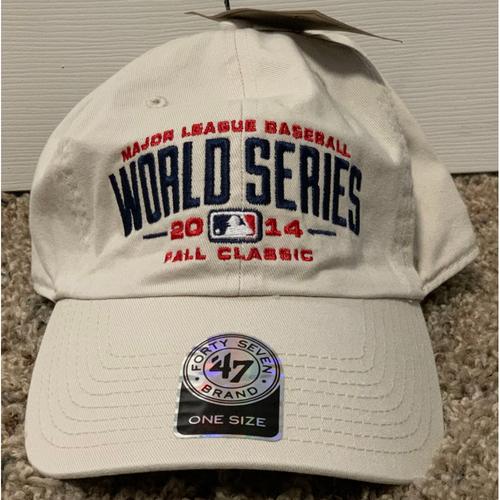 Photo of UMPS CARE AUCTION: 2014 World Series Baseball Cap, Adjustable
