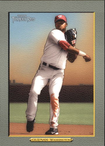 Photo of 2005 Topps Turkey Red #145 Cristian Guzman