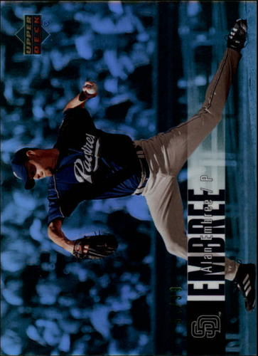 Photo of 2006 Upper Deck Special F/X Green #768 Alan Embree /99