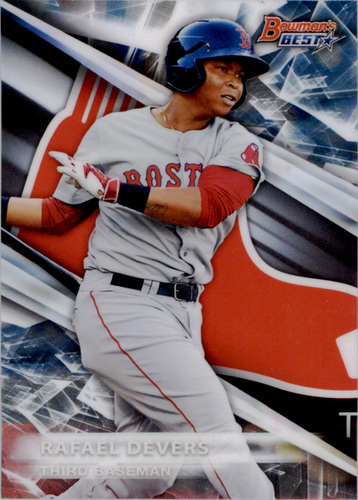 Photo of 2016 Bowman's Best Top Prospects #TP11 Rafael Devers Pre-Rookie Card
