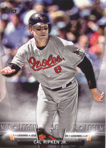 Photo of 2018 Topps Salute #TS26 Cal Ripken Jr.