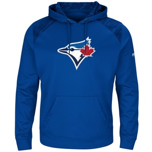 Toronto Blue Jays Strong Lead Fleece Hoody by Majestic