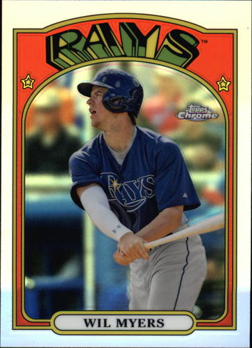 Photo of 2013 Topps Chrome 1972 Chrome #72CWM Wil Myers
