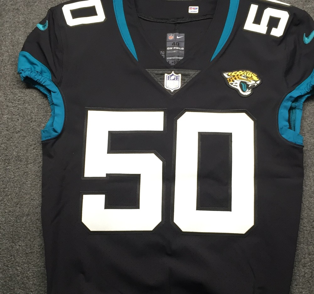 NFL Auction | Jaguars - Telvin Smith Game Issued Jersey Size 40